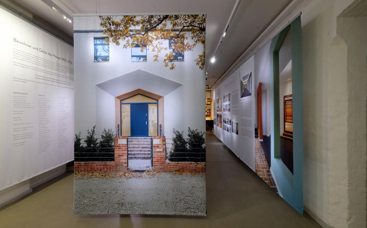 Ausstellung 'Haus Buchthal' AEDES GALERIE